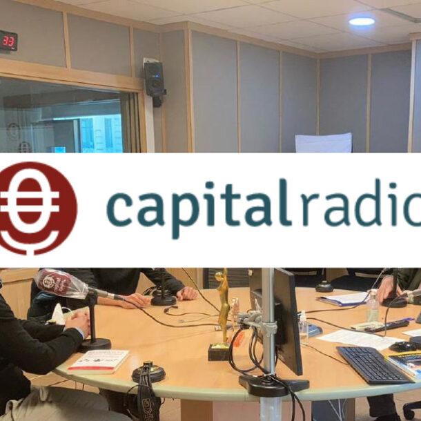 capital radio balón de oro