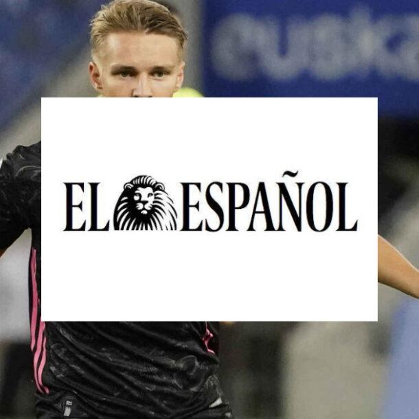 odegaard el español